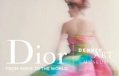 Tickets now on sale for Dior: From Paris to the World, opening Nov. 2018 at the Denver Art Museum. Denver Events, Clyfford Still, Barnes Foundation, Carnegie Museum, Harvard Art Museum, Corning Museum Of Glass, Jewish Museum, Van Gogh Museum, Royal Academy Of Arts