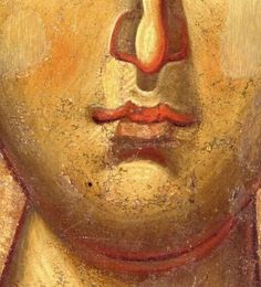 Icon Mouth and Nose Byzantine Icons, Byzantine Art, Religious Icons, Religious Art, Tempera, Fresco, Paint Icon, Bible Images, Face Icon