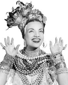 Minha Estrada: Carmen Miranda - Morreu a 5 de Agosto de 1955...