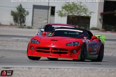 Congratulations to the latest invitees to the 2016 #OUSCI including Lynn Proctor, who won the GTS class in his 2005 Dodge Viper at Las Vegas. Learn more at www.optimainvitational.com