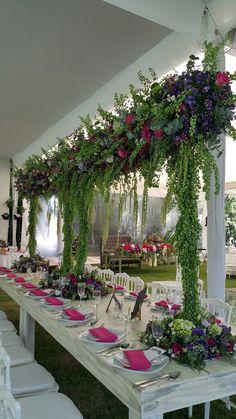 Wedding Designer www.erendiramedina.com