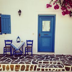 Traditional house, Antiparos