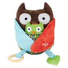 Skip Hop Treetop Owl Activity Toy.