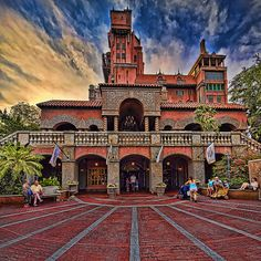 Tower of Terror. One of my favorite rides on Disney!!!!