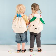 Meri Meri Backbag - Dog Boys. Girls. Toddlers. Childrenswear. Fashion. Summer. Outfits. Clothes. Smallable