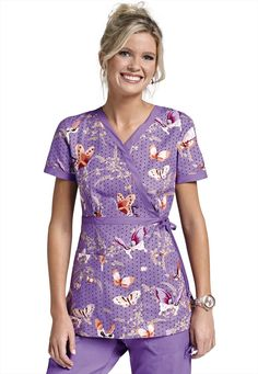Scrubs and Beyond Healthcare Uniforms, Medical Uniforms, Koi Scrubs, Cute Scrubs, Beauty Salon Uniform Ideas, Scrubs Uniform, Spa Uniform, Nursing Tunic, Scrubs Pattern