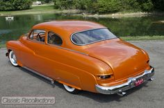 This custom 1949 Mercury was rebuilt after being destroyed in a roadside fire - FEATURE: 1949 Mercury Custom