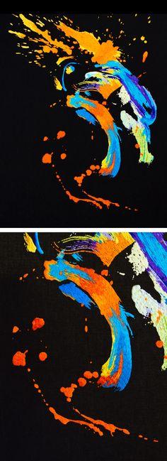 OMG! Maricor <3 Maricar Embroidery