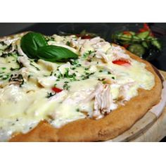 """Whole Wheat and Honey Pizza Dough Allrecipes.com-  I hate the idea of cutting out pizza while being healthy. So I hope this recipe can help me enjoy one of my favorite foods without having to call it a """"fudge day."""""""