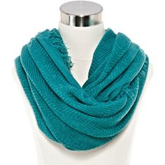 Solid Infinity Scarf ($17) ❤ liked on Polyvore featuring accessories, scarves, infinity loop scarf, tube scarf, infinity circle scarf, infinity scarf shawl and infinity shawl