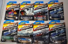 Greenlight M2 Machines Auto World Hot Wheels more Whats New In Diecast : Fast and Furious Movie Franchise Exclusives Set of...