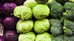 Are cruciferous vegetables healthier than other ones? Thanks to the ubiquitous kale salad, this leafy green may be the cruciferous vegetable you're most familiar with. But you have many other options, including arugula, bok choy, broccoli, brussels sprouts, cauliflower, cabbage, and watercress. And these rival kale in their healthfulness.