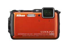 Nikon COOLPIX AW120 to Twój najwytrwalszy towarzysz podróży. Ten wodoszczelny do głębokości 18 m, odporny na upadek z wysokości do 2 m i temperatury do -10°C aparat, dzięki wbudowanemu modułowi GPS, GLONASS, mapom świata i kompasowi potrafi również precyzyjnie wskazać miejsce pobytu, więc doskonale nadaje się do śledzenia tras podróży.   Poznajcie go lepiej: http://www.nikon.pl/pl_PL/product/digital-cameras/coolpix/all-weather/coolpix-aw120