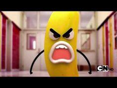 The Amazing World of Gumball - Banana Joe - YouTube
