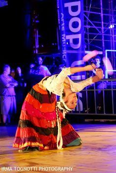 La Danza delle Anime Luminose con Ambra DiTrani. XI edizione, 14/07/2013