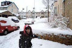 Snow Days, London | Flickr