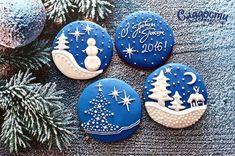 Best DIY Christmas Painting Rocks Design (14)