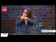Bintang Bete ~ Stand Up Comedy Terbaru 31 Mei 2015 Metro TV FULL