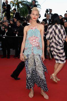 Aymeline Valade in Stella McCartney - 'Carol' Premiere #Cannes2015