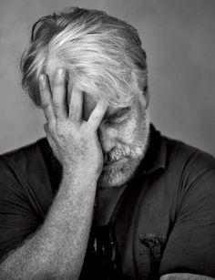 P. S. H. Philip Seymour Hoffman, Image Film, Actrices Hollywood, Celebrity Portraits, Famous Portraits, Colin Firth, Esquire, Famous Faces, Belle Photo