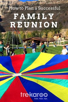 10 Tips for Making Your Family Reunion a Success Here are tips for picking the perfect location, feeding everyone, and ideas for building a deep sense of togetherness. And if you need some help, we've got your back. Pin photo by Tiffany Vaughn via Youth Group Activities, Activities To Do, Family Reunion Activities, Youth Groups, Group Games, Marriage Relationship, Relationships, Beautiful Family, Your Family