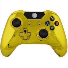 Universal Gizmo Hydro Dipped Pro Series Complete Xbox ONE Replacement Controller Shell  Gold ** Check out this great product.Note:It is affiliate link to Amazon.