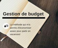 Découvres les fondamentaux pour gérer son budget et ne plus être à découvert tous les mois. C'est simple et rapide et ça m'a permis de partir en vacances!