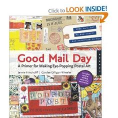 Awesome book on mail art, including some specific techniques and envelope templates and such. So inspirational! $14 on Amazon.