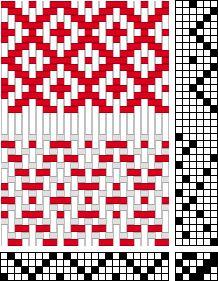 Card Weaving, Loom Weaving, Weaving Designs, Weaving Patterns, Daily Fiber, Weaving Textiles, Mosaic Tiles, Textile Design, Quilts