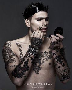 ABH ads featuring men - Album on Imgur