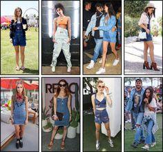 Jeans style - Coachella 2016 - style - festival style - looks - nick na europa