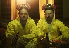 Pin for Later: The TV Fanatic's Halloween Guide: How to Dress as Your Favorite Character Walt and Jesse From Breaking Bad
