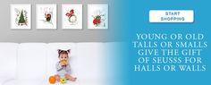 Dr. Seuss Art & Prints for Kids & Baby Rooms | Official Seuss Prints