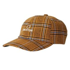 Give some pop of style into your daily fashion with the new Brixton Alpha LP Strapback Cap. Brixton Clothing, Skateboard Fashion, Strapback Cap, Diamond Supply, Plaid Design, Thrasher, Mens Caps, Hats For Men, Daily Fashion