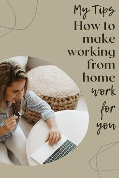 Its all about working smarter (not harder) especially when working from home. Check out our simple tips to make working from home work for you. Click through to see. #productivity #workfromhome #worksmarter #remoteworking #workfromhometips Work Productivity, Work From Home Tips, Find Work, Time Management Tips, Mom Hacks, Be Your Own Boss, Health Articles, Career Advice, Virtual Assistant