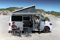 Campingbus: VW California Comfortline Europe