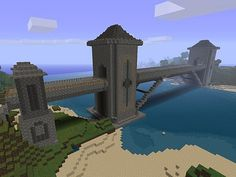 Minecraft Bridge Minecraft Project