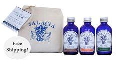 Southern Salts Sampler - by Salacia Salts
