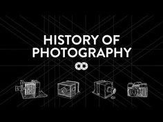 Un video genial, que explica el origen de la fotografía, hecho por Cooph:D #COOPH