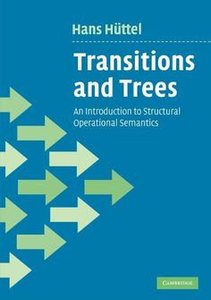 Transitions and Trees: An Introduction to Structural Operational Semantics by Hans Hüttel, http://www.amazon.co.uk/dp/0521147093/ref=cm_sw_r_pi_dp_X60Jtb1BM0MXZ