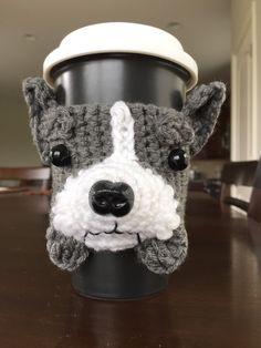 A personal favorite from my Etsy shop https://www.etsy.com/listing/232507282/pit-bull-mug-cozy-dog-mug-cozy-dog-cup