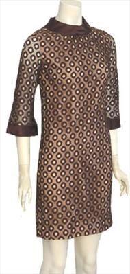 Twiggy 60s Vintage Mini Dress  $69.00