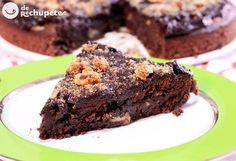 Cómo preparar una tarta o pastel de chocolate perfecto para un cumpleaños. Una receta de un postre de chocolate con naranja con paso a paso y fotos.