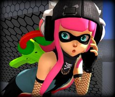 splatoon | Tumblr How cool would it be if the game had more mature characters!