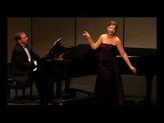 Mandoline - Gabriel Fauré - Michelle Doolittle (soprano)