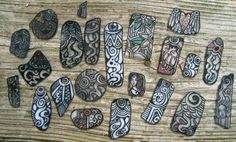 The Writing and Art of Andrew Thornton: More Shrinky-Dink Fun...