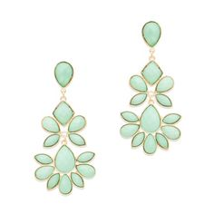 Carina Earrings $28 Check out https://thefashiongem.kitsylane.com to order your pair today!