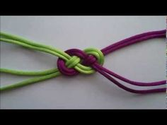 Make shamballa macrame bracelets with your own beads in 15 minutes, step to step guide. - YouTube