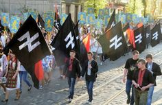 The EU & US Nazi Connection in Ukraine