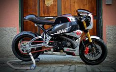 Buell XB12SS by Greaser Garage
